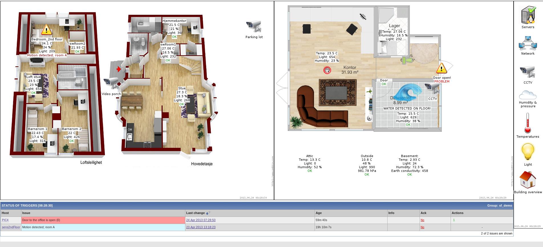 Home Map | Modern House