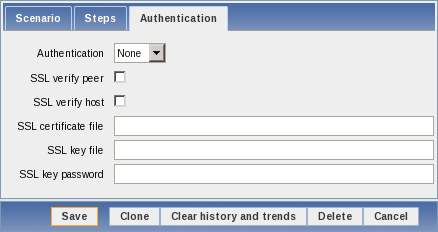 Zabbix 2 4 features, part 3 – SSL verification and authentication