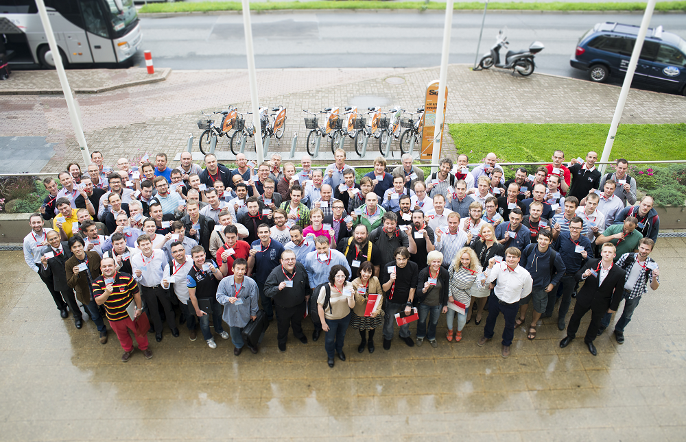 Participants of Zabbix Conference 2014