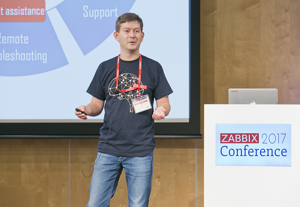 Alexei Vladishev presentation