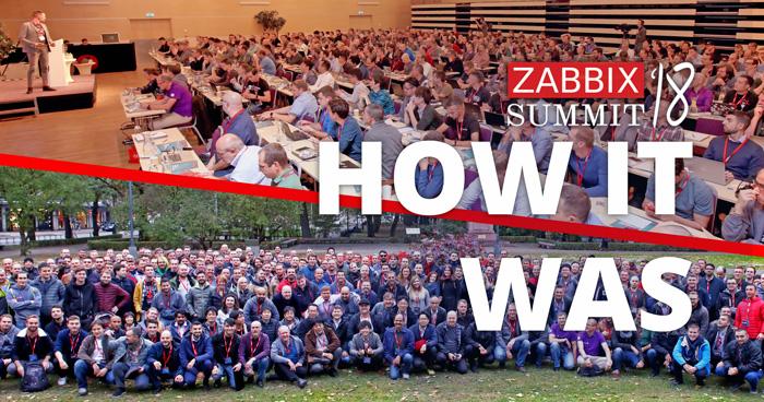 Zabbix Conference 2018