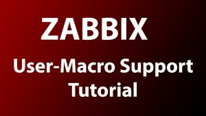 Context Macro Support in Zabbix