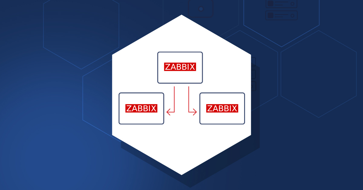 Zabbix replication