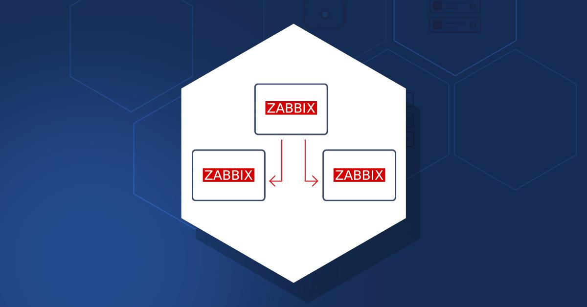 Zabbix replication