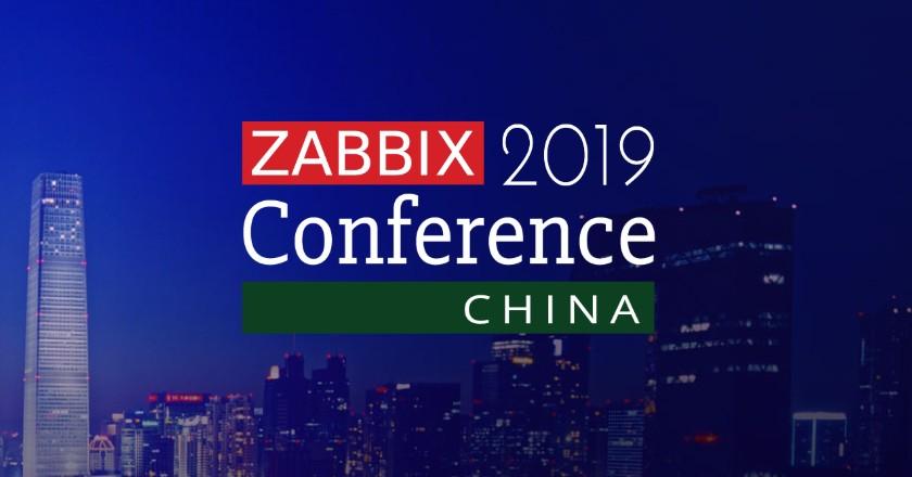 Zabbix Conference China 2019. The overview.
