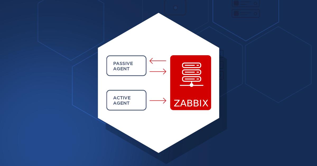 Zabbix Agent: Active vs. Passive