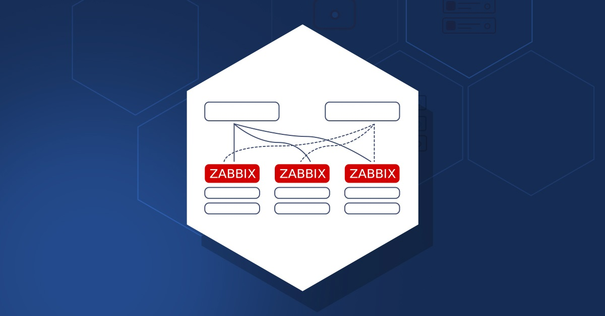 zabbix big data system