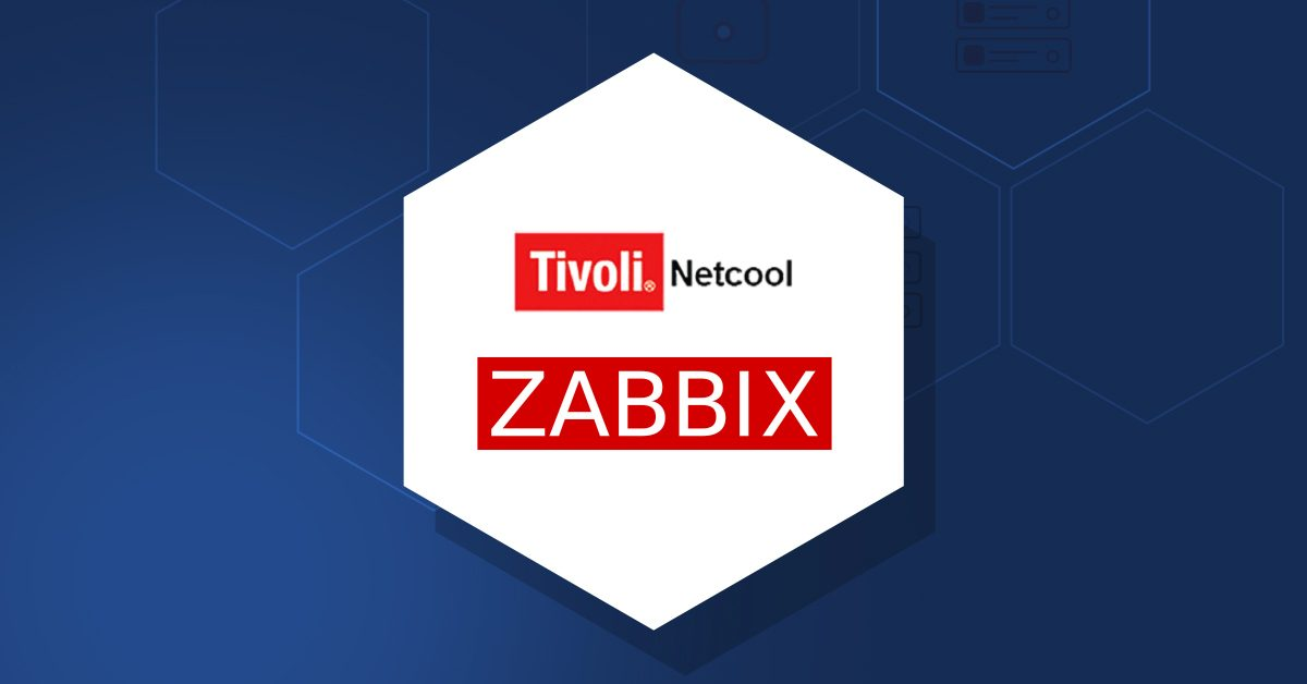 The Clever and the Cool — Zabbix Meets IBM NetCool