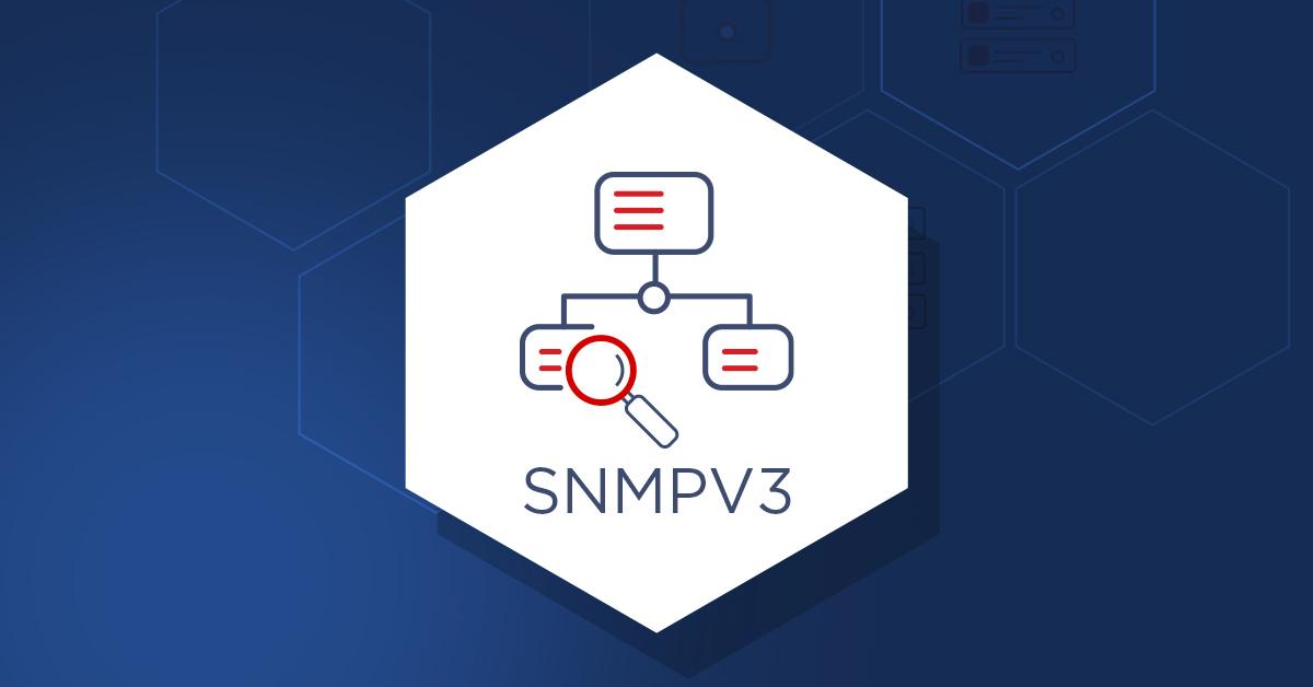 zabbix snmpv3